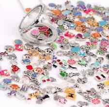 floating charms lot living memory glass locket charms wholesale free shipping