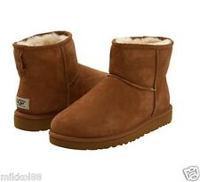 UGG Australia Women's Classic Mini Boots in Chestnut 5854 NEW Sz 6-10