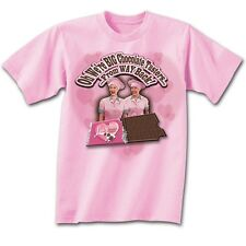 I Love Lucy Chocolate Factory , Lucy and Ethel, New sizes Small- 2XL