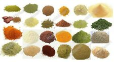 Herbs / Spices Raw Ground Natural Powder