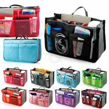 Women Travel Insert Handbag Organiser Purse Large liner Organizer Tidy Bag GT