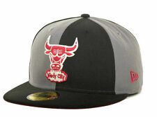 "New Era 59Fifty ""Chicago Bulls NBA Team Wheeler Fitted Cap"" Hat $36"