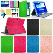 "Magnetic PU Leather Case Cover For 10.1"" Samsung Galaxy Tab 3 P5200 P5210"