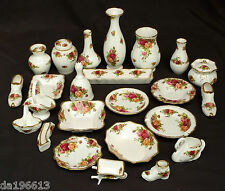 Royal Albert Old Country Roses Small Items