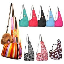 Oxford Cloth Sling Pet Care Bag Single Shoulder Tote Dog Cat Carrier 3 Sizes