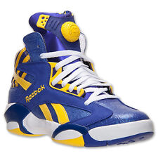 Men's Reebok Shaq Attaq Basketball Shoes M40343 LSU