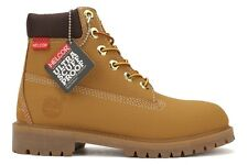 Timberland 6Inch Premium Waterproof 6596R New Youth Kids GS Wheat Boots Shoes