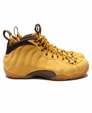 Nike Air Foamposite One Wheat Men's 575420-700 Timberland Timbs Boot ON HAND!!