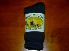 Australian Made Thick Wool Socks 3 pairs.Brand New Mens Shoe Size 6 to 11