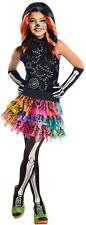 Monster High Skelita Calaveras Costume  Girls Fancy Dress