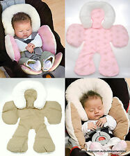 NEW Baby Full Body Support JJ Cole 2 Colours Great for Car Seat, Pram Liner