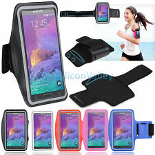For Samsung Galaxy Note 4/3/2 N910 Sports Gym Armband Case Running Holder Cover