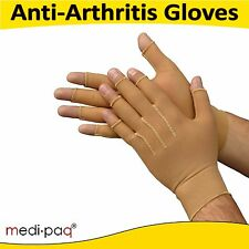 Medipaq® Anti Arthritis Therapy Compression Gloves - Hand Rheumatism Pain Relief