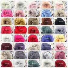 LOT 1 Ball X 50gr Special Thick Worsted 100% Cotton Knitting Yarn C
