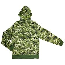 Canouflage Hemp Field Hoodie - Unisex Camouflage Camo Cannabis Weed Mens Womens