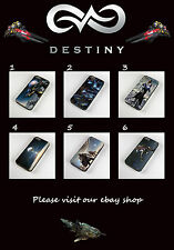 NEW DESTINY PS4 GAME PHONE CASES FOR SAMSUNG GALAXY S3 S4 & S5 XBOX ONE