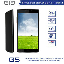 Elephone G5 Smartphone 5.7'' Dual Sim Card Android 13.0MP Camera 3G Mobile Phone