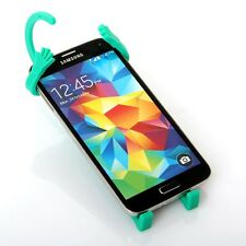 Flexible Silicon Cell Phone Holder Hanger Car Home Mobile for iPhone 6 5s 5 4s