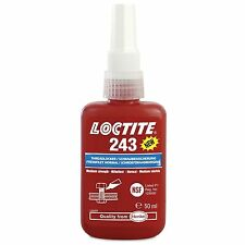 LOCTITE / Threadlocker / Henkel / 241, 243, 270 / 50ml / New