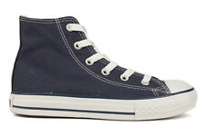 Converse Chuck Taylor All Star Hi 3J233 New Youth Kids Navy Casual Classic Shoes