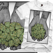E1SYNDICATE T SHIRT DOPE VIBES GANJA WEED BONG PARTY GROW DGK DC   S/M/L/X