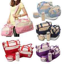 New Multifunctional Mommy Diaper Nappy Bags for Baby Mummy Shoulder Bag Handbag