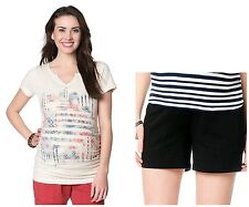By motherhood Maternity mix match 2pc top & short (Size Varies)