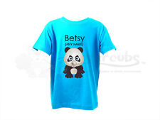 Personalised Buttercubs Baby Toddler T-Shirt- Baby Panda Design
