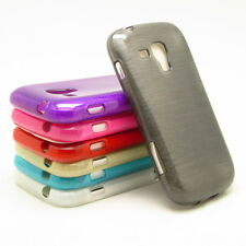 Colors Gel TPU Case Cover Skins for Samsung Galaxy Trend Plus GT-S7580 S7582 b
