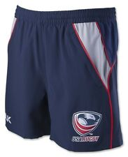 BLK USA Rugby 2014-15 Gym Shorts