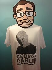 George Carlin - Paranoia! / Playing With Your Head T Shirt