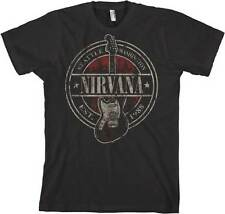 NIRVANA - EST 1988 Guitar - T Shirt S,M,L,XL,2XL Brand New Official Merchandise