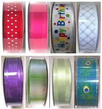"""NEW - Kirkland Wire-Edged Ribbon 50 Yards/45.7 Meters, 1.5"""" Wide, 100% Polyester"""