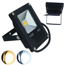 1x / 2x 10W LED Flood Light Outdoor Security Garden Lampscape Yard Lamp IP65 NEW