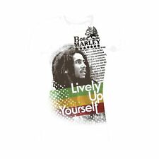 Bob Marley Lively Up Yourself Women's T-Shirt