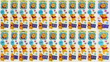 """Sandylion Rare Glittery Winnie the Pooh """"A"""" Name Stickers. Choose Your Name VNTG"""