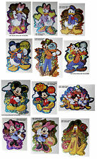 Mickey Mouse & Friends Disney Stickers  12 to choose from -  your Choice