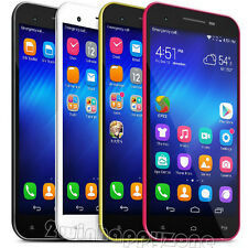 "Unlocked 4Cores 4.5"" Android 4.4.2  AT&T/T-mobile WCDMA 3G/GSM GPS Smartphone"