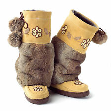AUTHENTIC METIS MUKLUK (VIBRAM) FROM MANITOBAH MUKLUKS