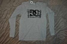 DC Shoes Boys Long Sleeve Waffle Thermal T-Shirt ADBKT00108 See Sizes Gray NWT