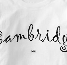 Cambridge Massachusetts MA GIGI Souvenir T Shirt All Sizes & Colors