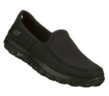 Skechers GOwalk 2 Men's Walking Shoes BLACK 53590BBK
