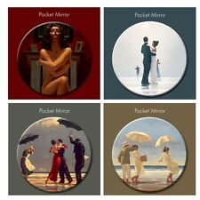 OFFICIAL JACK VETTRIANO POCKET MIRROR
