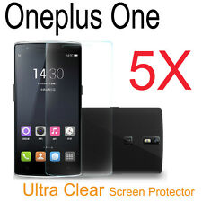 HD Clear /Matte Screen Protector Film For Oneplus one plus one 5PC