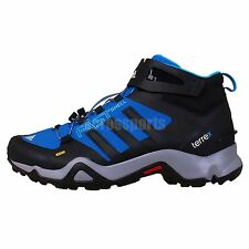 Adidas Terrex Fastshell Mid CH Black Blue 2014 Mens Winter Hiking Outdoors Shoes