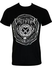 Bullet For My Valentine Time To Explode Mens Black BFMV T-Shirt - NEW & OFFICIAL