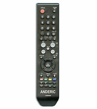 Samsung® TV Remote Control AA59-00385C Replacement by Anderic & 1-Year Warranty
