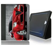 CUSTODIA ECO PELLE ALFA ROMEO MITO 2 PER IPAD 1/2/3/4 IPAD AIR IPAD MINI/2