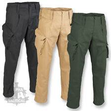 BRITISH ARMY PCS STYLE RIPSTOP TROUSERS COMBAT ISSUE CAMO AIRSOFT