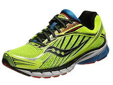 Saucony Ride 6 Mens Running Sneakers Shoes New Yellow Black 20200-5
